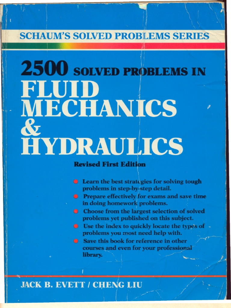 fluid mechanics for chemical engineers 2nd edition solution manual pdf