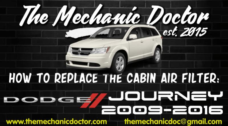 2015 dodge journey repair manual
