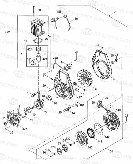 wacker jumping jack parts manual