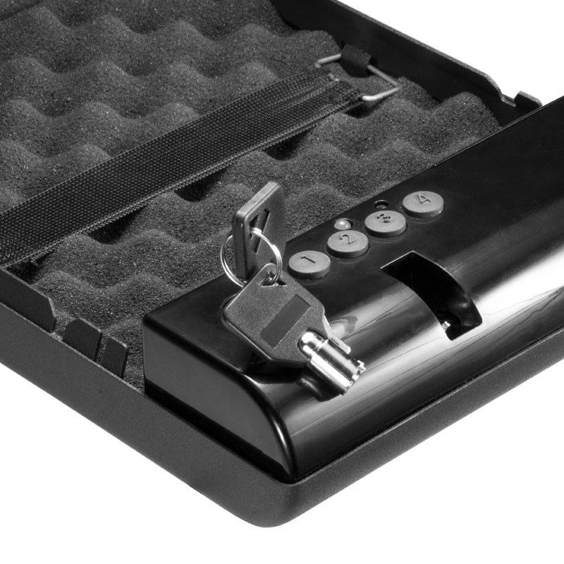 barska digital keypad safe manual