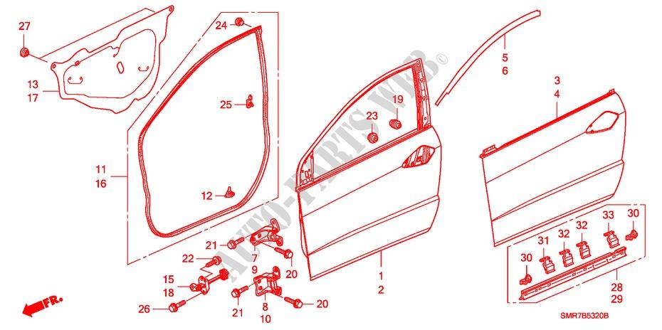 2007 honda civic manual transmission fluid type