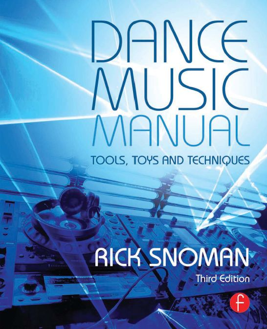 dance music manual tools toys and techniques pdf