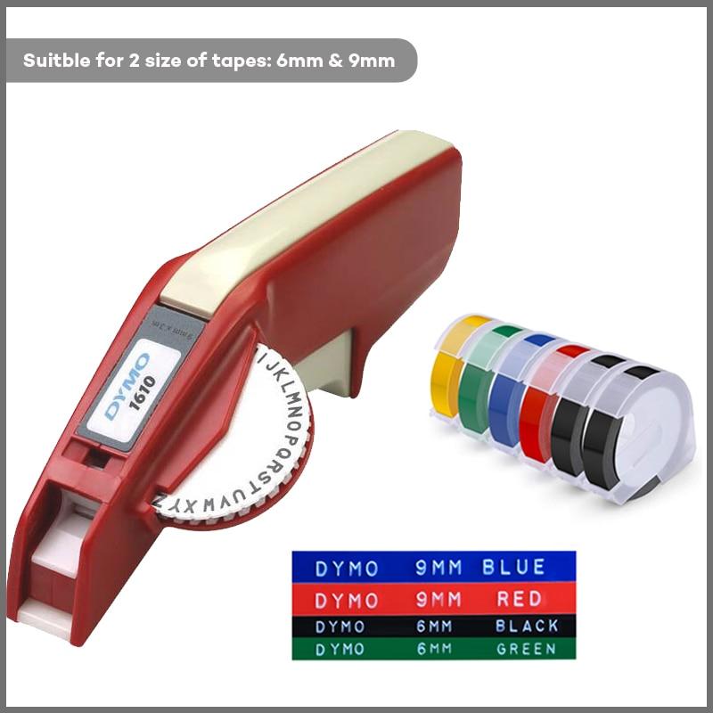 dymo label maker 210d manual