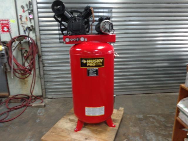 husky 80 gallon air compressor manual
