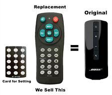 bose rc pws ii universal remote control manual