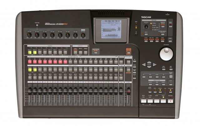 tascam 2488 neo manual download