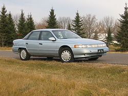 1993 mercury sable owners manual