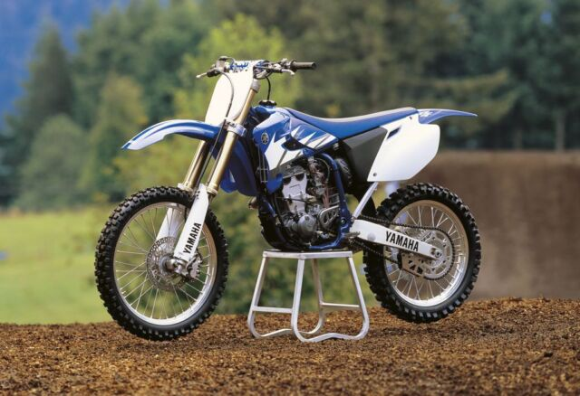 2005 yamaha yz250 service manual