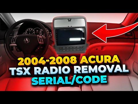 2008 acura tsx manual transmission