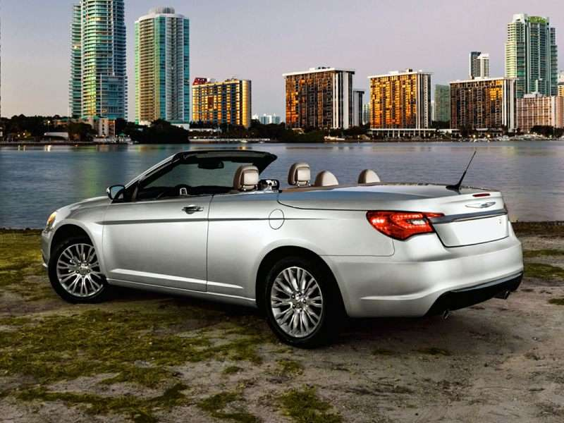 2012 chrysler 200 convertible owners manual