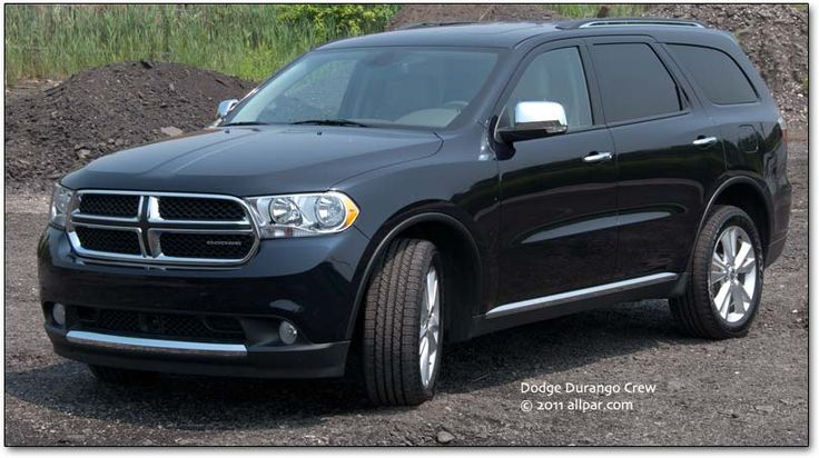 2012 dodge durango crew owners manual