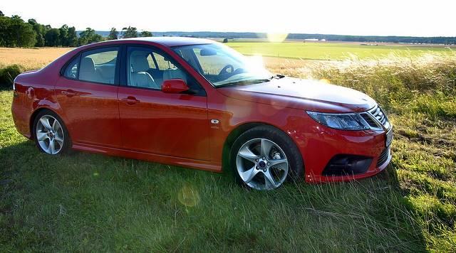 2012 saab 9 3 aero manual awd sedan