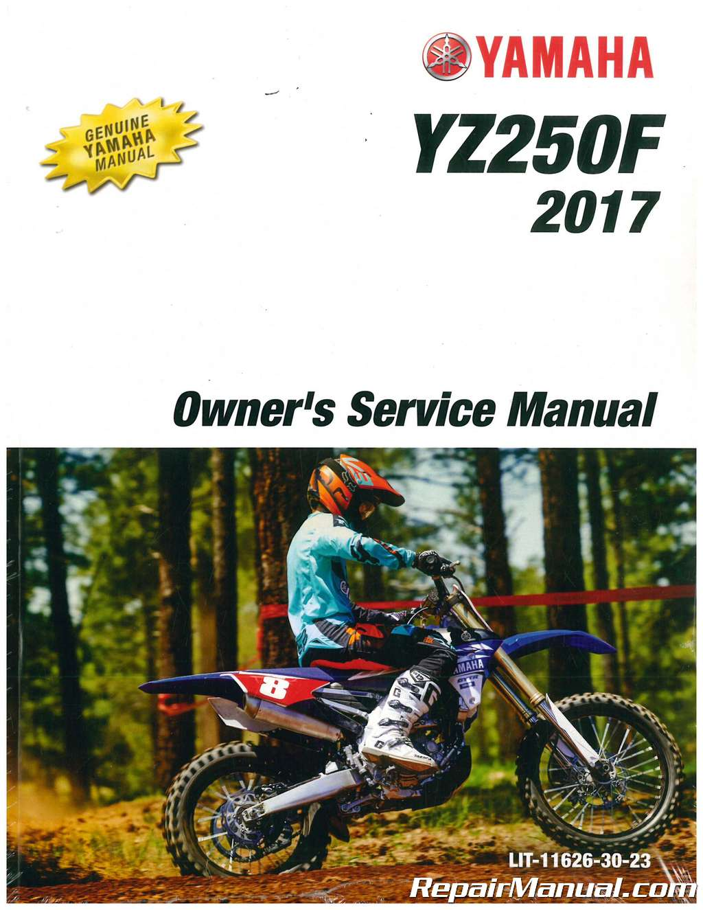 yamaha moto 4 250 owners manual