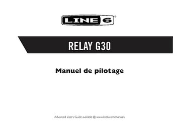 line 6 relay g50 manual