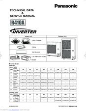 panasonic air conditioner installation manual