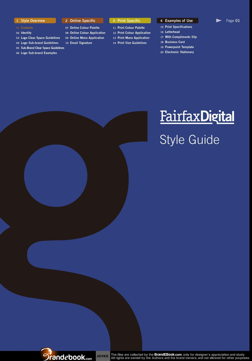 corporate identity manual pdf download