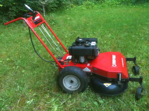 troy bilt 33 inch mower manual