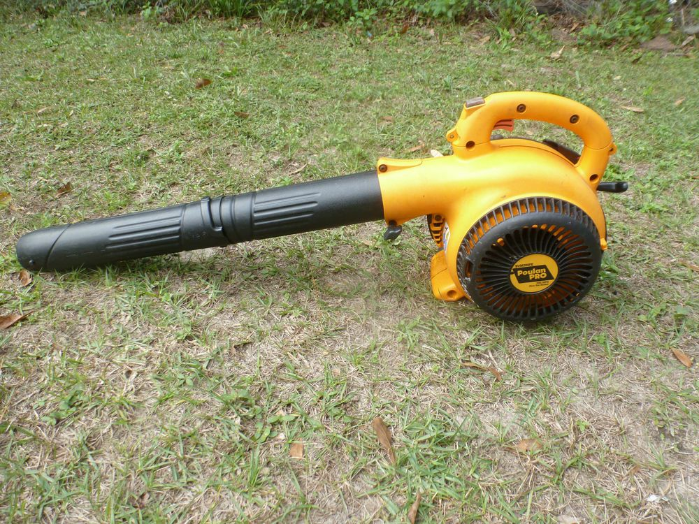 poulan pro 50cc chainsaw manual
