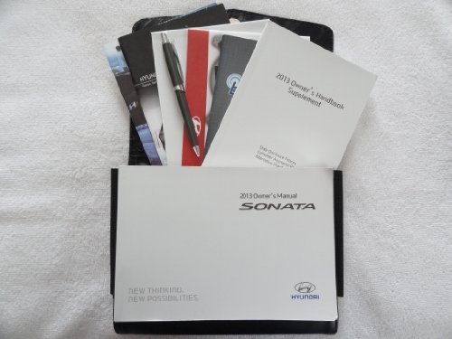 2013 hyundai sonata owners manual download