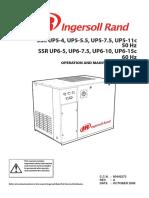 ingersoll rand nirvana air compressor manual