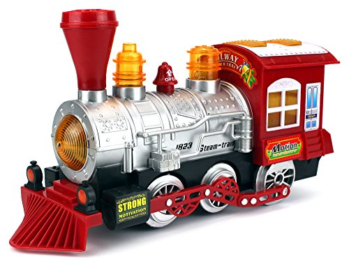 scientific toys train set manual