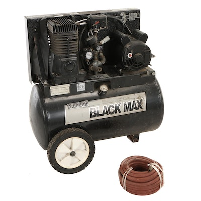 sanborn air compressor 80 gallon manual