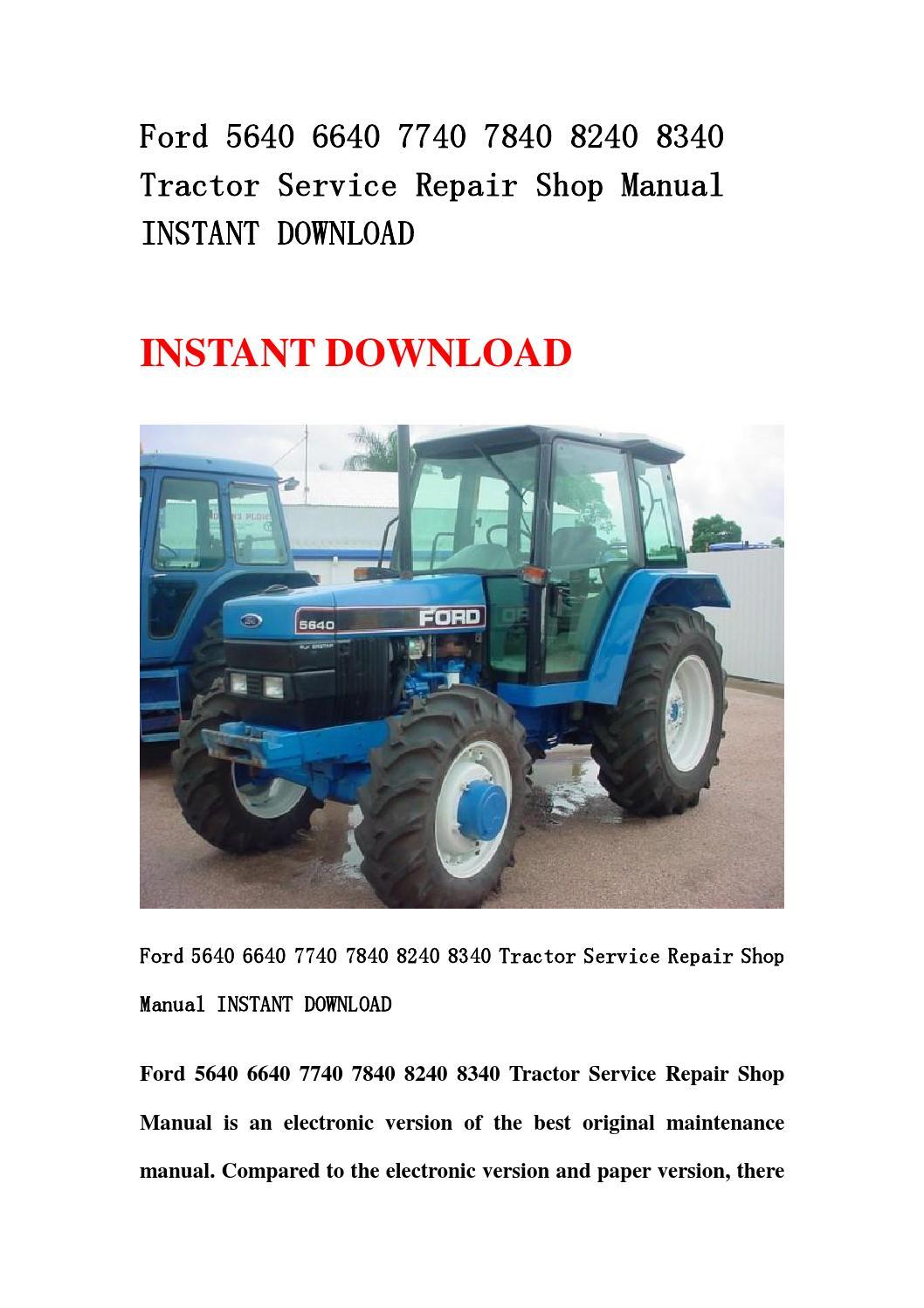 ford c max manual download