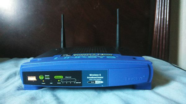 linksys wireless g 2.4 ghz broadband router manual