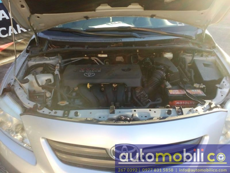 2010 toyota corolla manual transmission