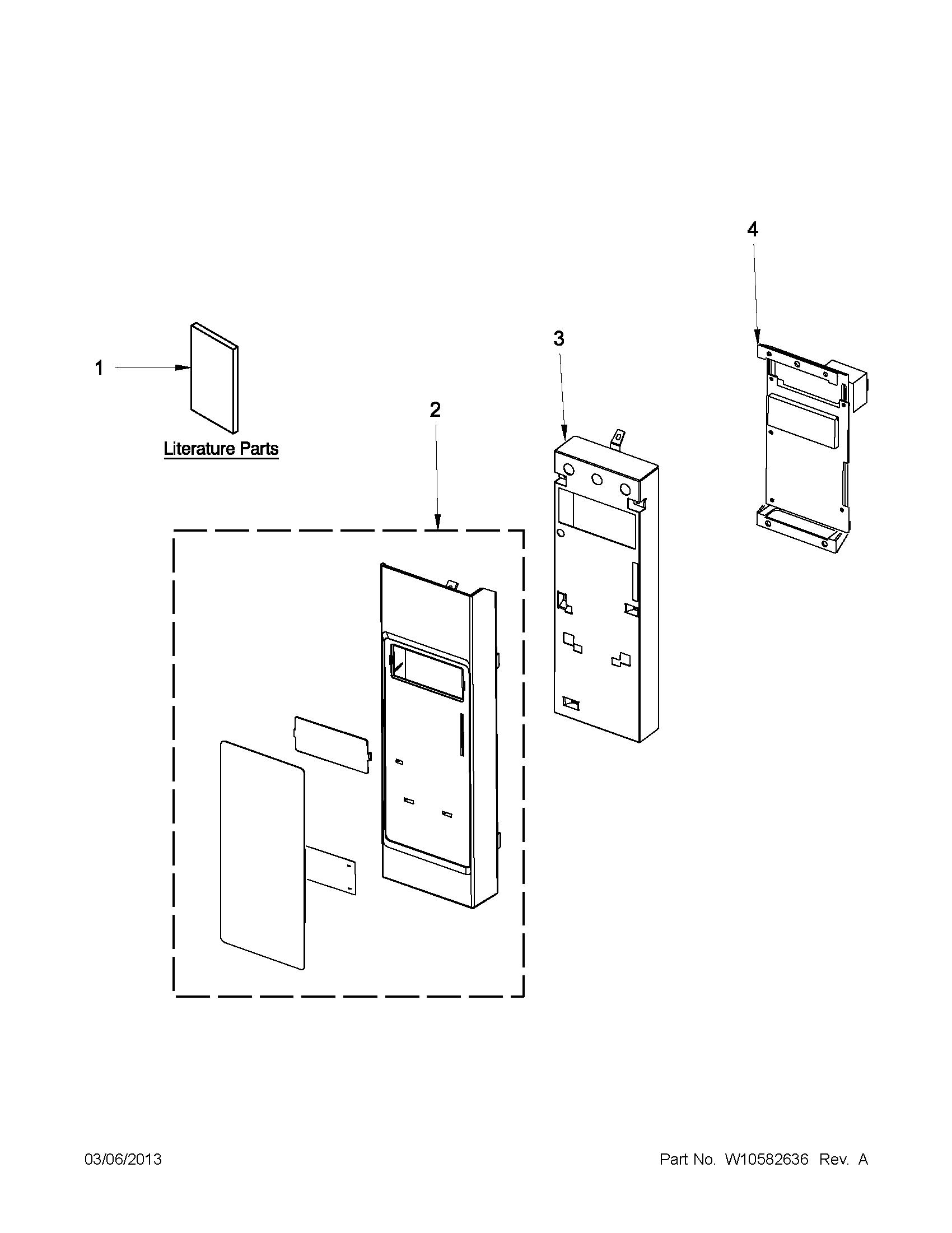 whirlpool microwave hood combination manual