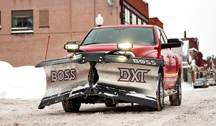 boss snow plow parts manual