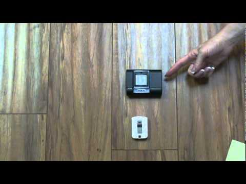 old stanley garage door opener manual