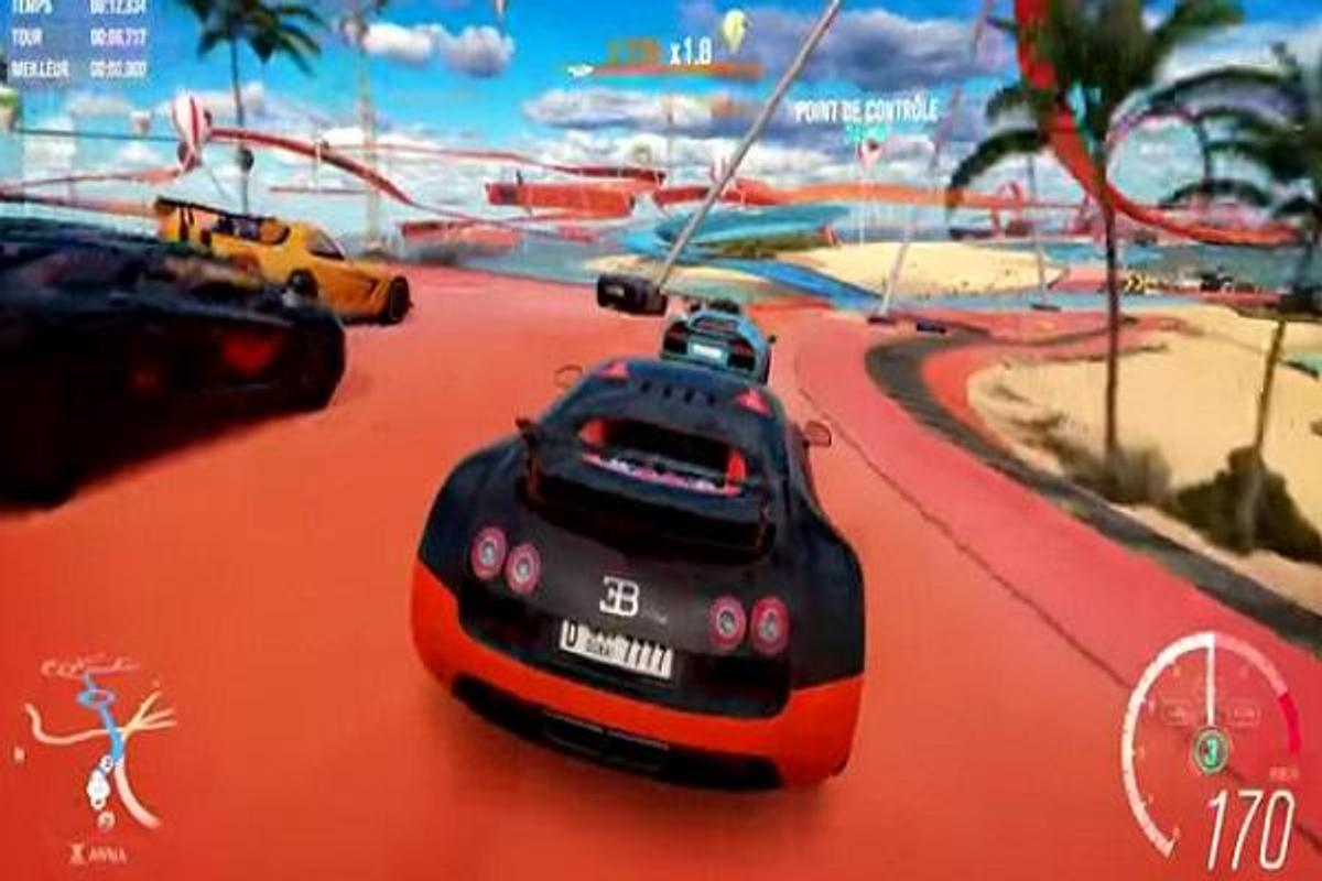 forza horizon 3 game manual
