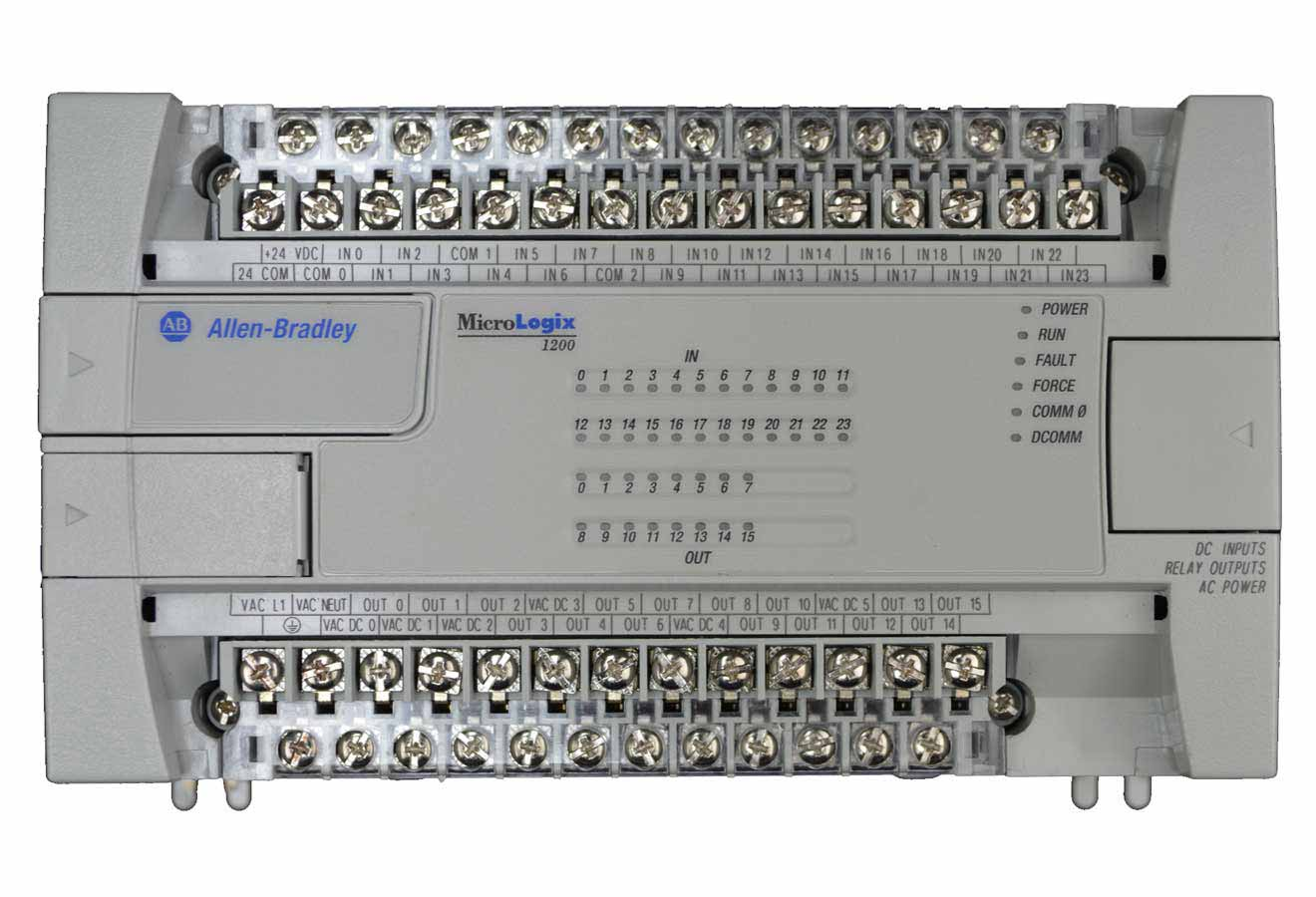 allen bradley micrologix 1200 plc manual