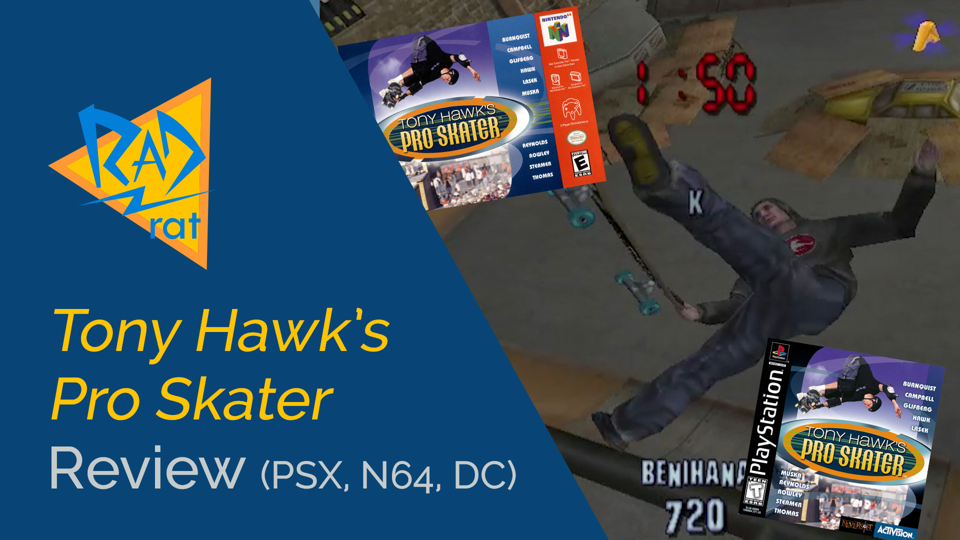 tony hawk pro skater 2 manual