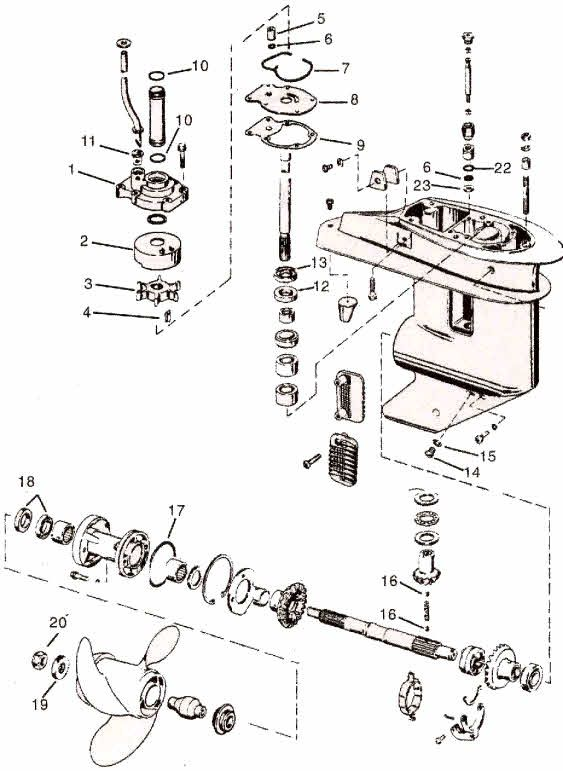 1985 evinrude 15 hp owners manual