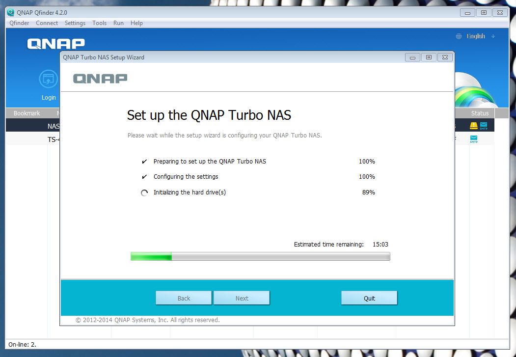 qnap ts 451 user manual