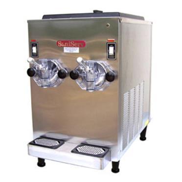 saniserv ice cream machine manual