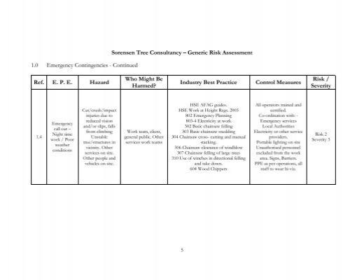 tree risk assessment manual pdf
