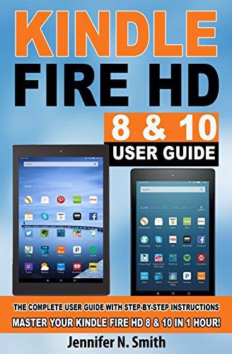 kindle fire hd 10 user manual pdf