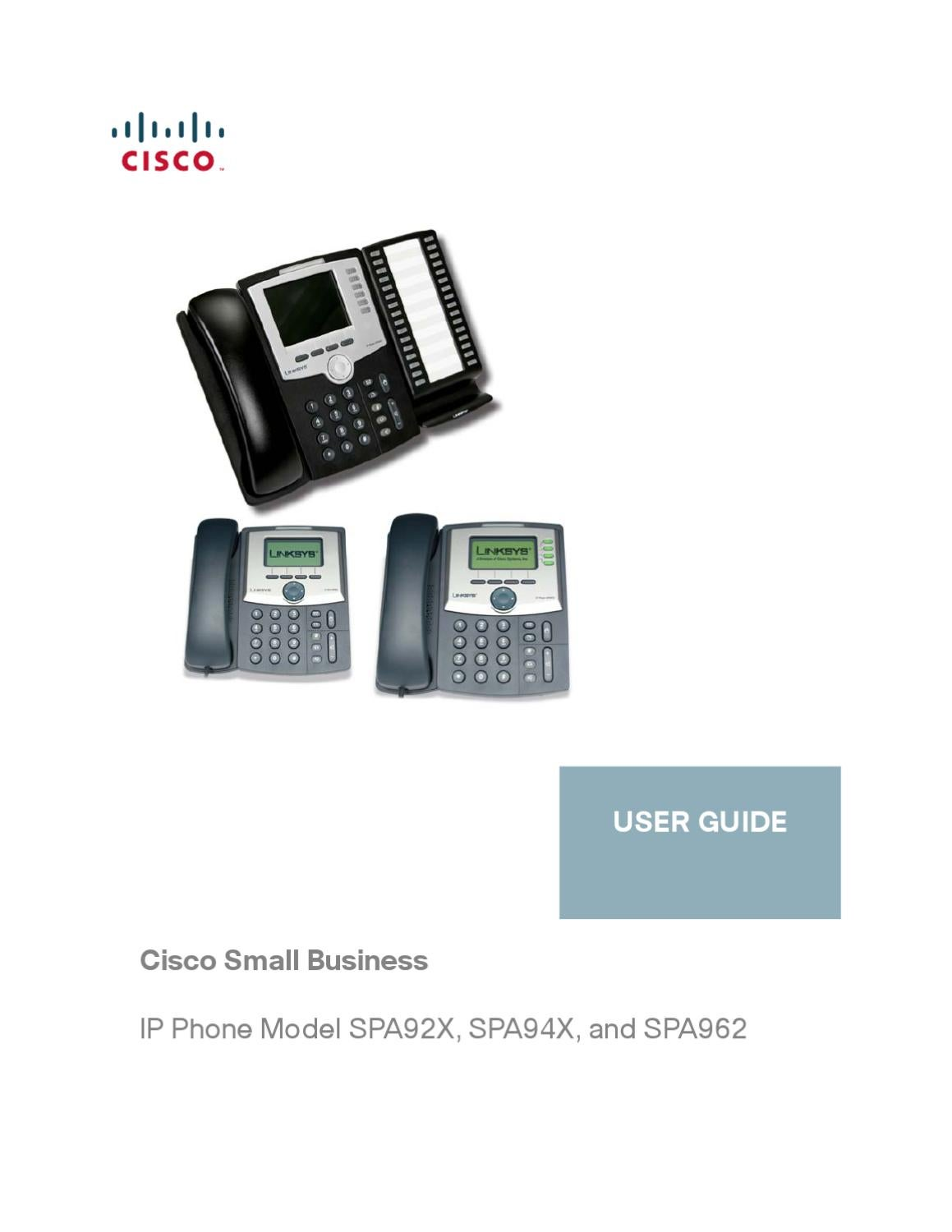 linksys ip phone spa941 manual