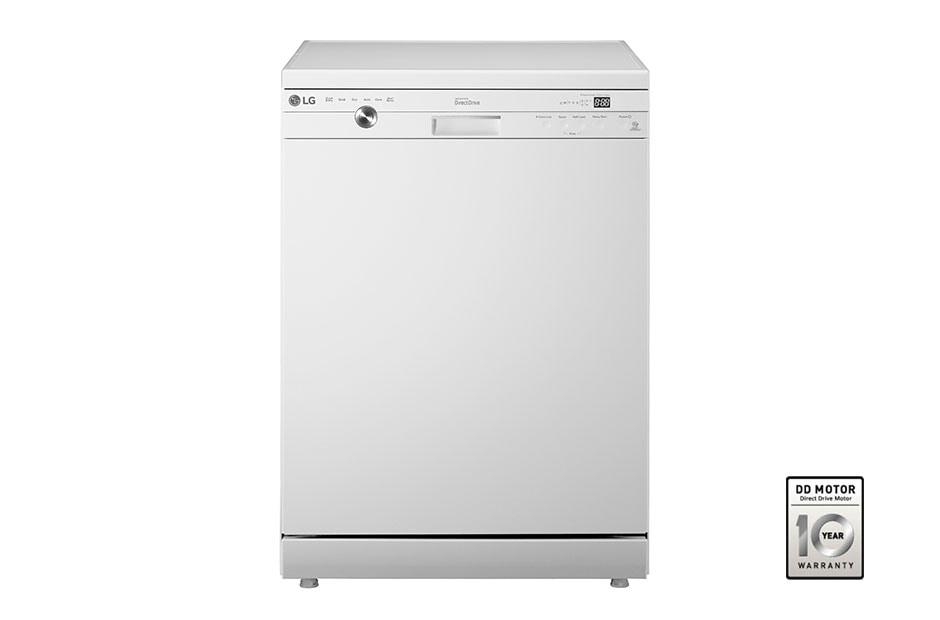 lg inverter direct drive dishwasher manual