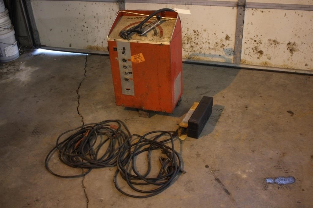 century 295 amp welder manual