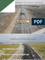 arema manual for railway engineering