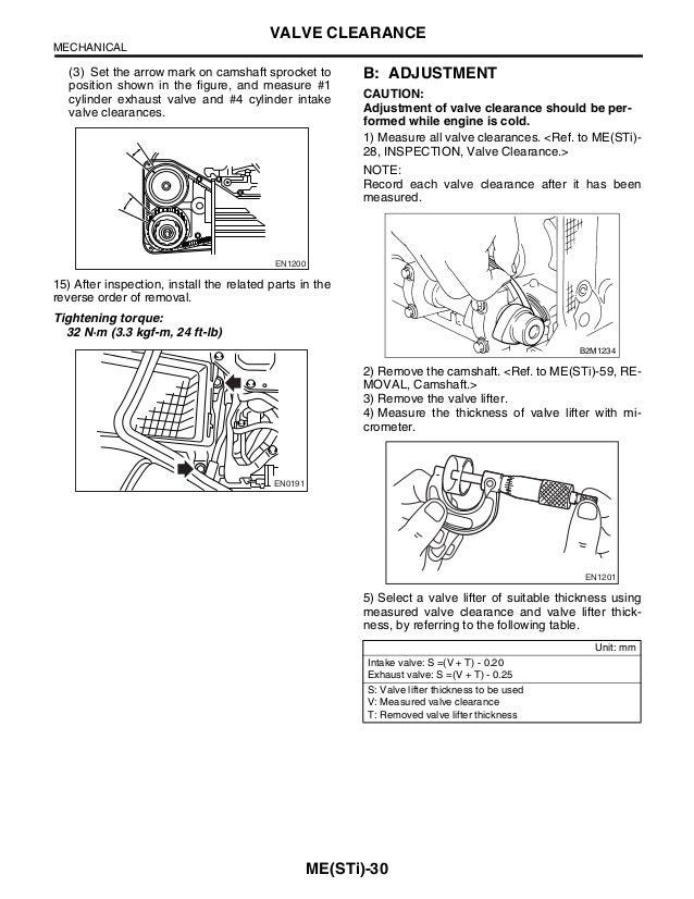 subaru wrx sti owners manual