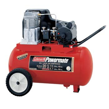 coleman powermate 10 hp generator manual