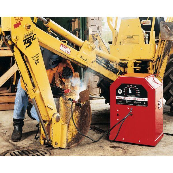 lincoln ac 225 stick welder manual