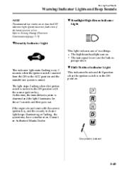 mazda 6 2013 user manual