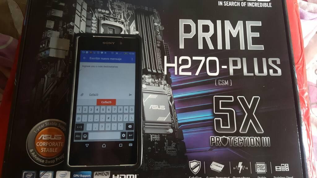 asus prime h270 plus manual