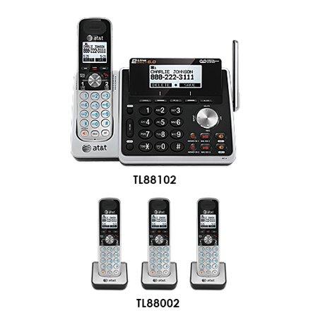 at&t digital answering system dect 6.0 manual